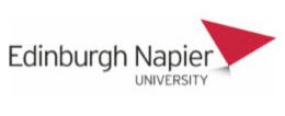 Edinburgh Napier University